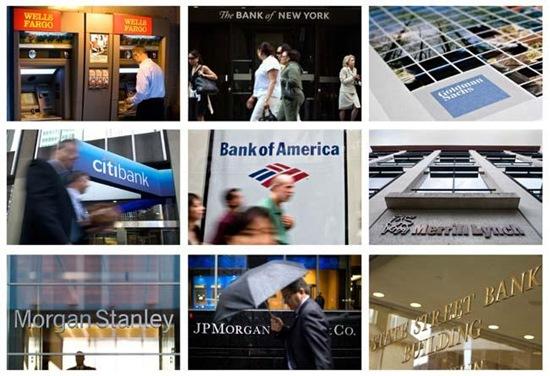 Banks (Bloomberg)