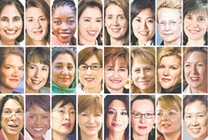 WSJ %0 Women to Watch 2008