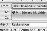 Jake DeSantis resignation - NY Times