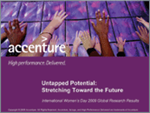 Accenture report: Untapped Potential: Stretching Toward the Future