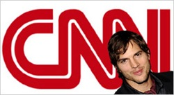 CNN Kutcher by John Shearer for WireImage