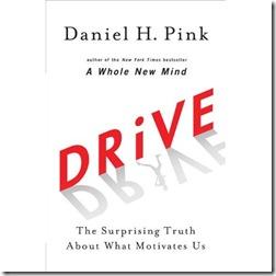 Dan Pink - Drive - cover