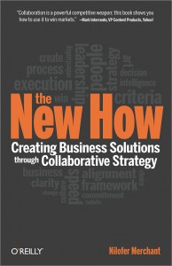 The New How by Nilofer Merchant