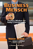 Business Mensch by Noah Alper