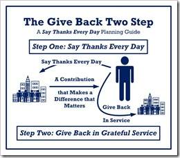 Give Back Two Step Picture